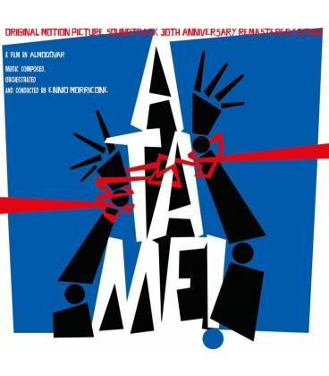 B.S.O. Atame! (1 CD)