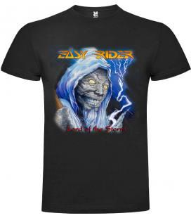 Easy Rider Lord Of The Storm Camiseta Manga Corta Bandas
