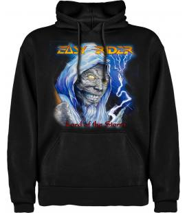 Easy Rider Lord Of The Storm Sudadera con capucha y bolsillo