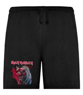 Iron Maiden Purgatory Bermudas