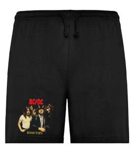 AC/DC Highway To Hell Bermudas