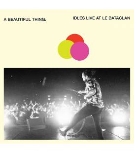 A Beautiful Thing: Idles Live At Le Bataclan (2 LP Orange)