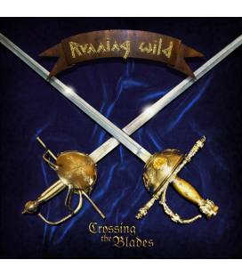 Crossing The Blades (1 CD EP)