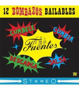 12 Bombazos Bailables (1 CD)
