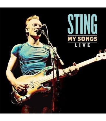 My Songs Live (2 LP)