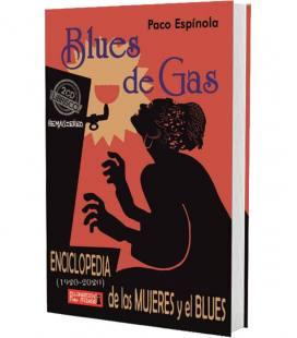 Blues De Gas: Enciclopedia De Las Mujeres Y El Blues (2 CD+1 Libro)