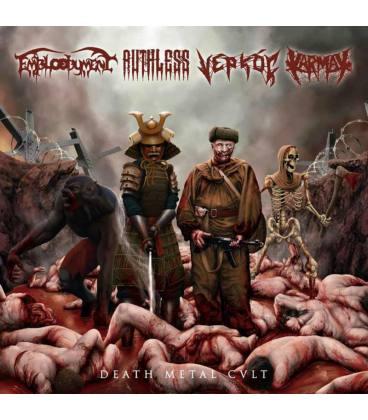 Split Death Metal CVLT (1 CD)