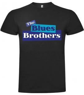 The Blues Brothers Logo Camiseta Manga Corta Bandas