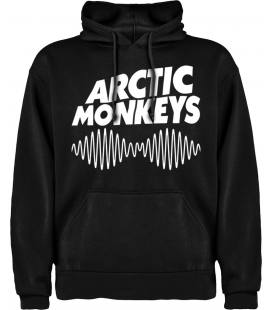 Arctic Monkeys - Am Sudadera con capucha y bolsillo