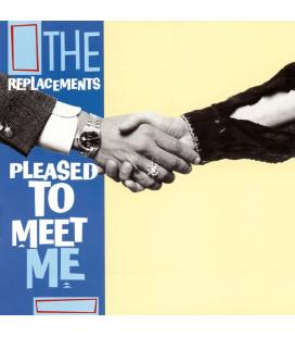 Pleased To Meet Me (1 LP CLEAR)