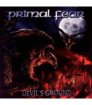 Devil's Ground (1 LP coloreado)