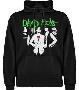 Dead Boys Band Sudadera con capucha y bolsillo - Talla M
