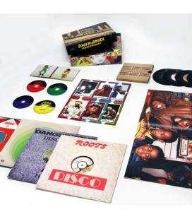 """Down In Jamaica: 40 Year Of Vp Records (BOX SET (4 CD+4 LP+4 7""""+BOOK+ARTCARDS))"""