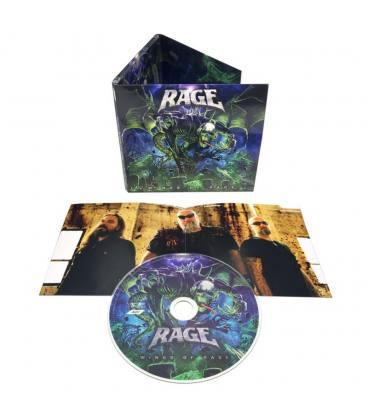 Wings Of Rage (1 CD)