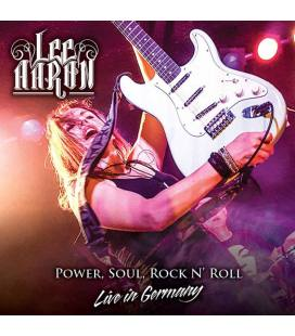 Power Soul And Rock And Roll ( Live In Germany ) (1 CD+1 DVD)