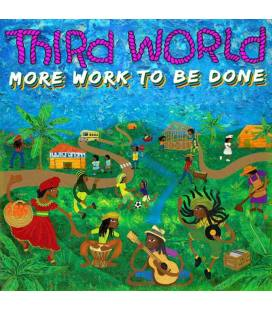 More Work To Be Done (2 LP)