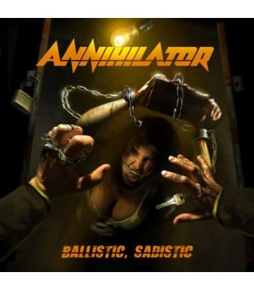 Ballistic, Sadistic (1 CD)