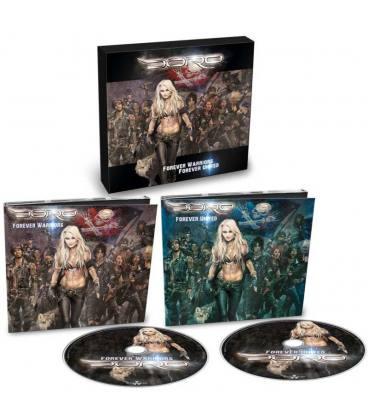 Forever Warriors / Forever United (2 CD Didipack)