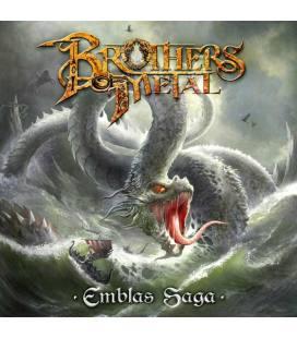 Emblas Saga (2 LP)