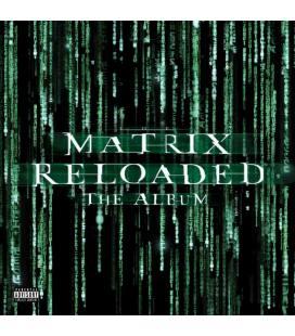 Matrix Reloaded BSO (3 LP Verde)