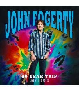 50 Year Trip: Live At Red Rocks (2 LP)