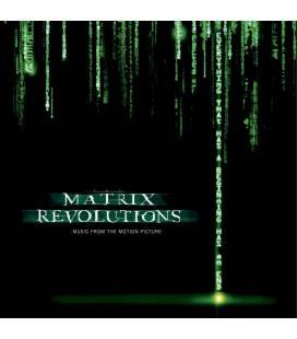 Matrix Revolutions BSO (2 LP Transparente)