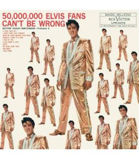 50.000.000 Elvis Fans Can'T Be Wrong: Elvis' Gold Records, Vol. 2 (1 LP)