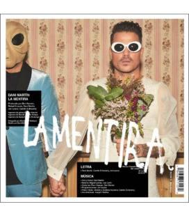"""La Mentira (1 LP 7"""")"""