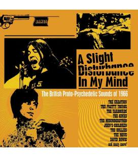 A Slight Disturbance In My Mind - The British Proto-Psychedelica Sounds Of 1966 (3 CD)