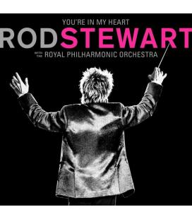 You'Re In My Heart: Rod Stewart With The Royal Philharmonic. (2 LP Black)