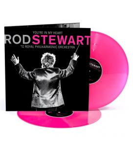 You'Re In My Heart: Rod Stewart With The Royal Philharmonic. (2 LP PINK)