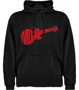 The Monkees Guitar Sudadera con capucha y bolsillo