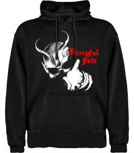 Mercyful Fate Don't Break Sudadera con capucha y bolsillo