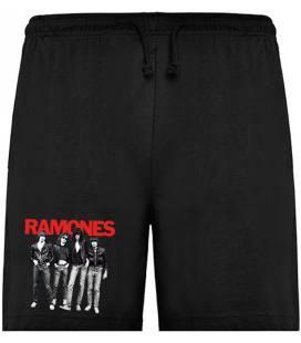 Ramones Band Bermudas