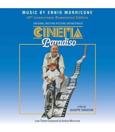 B.S.O. Cinema Paradiso (1 CD)