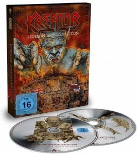 London Apocalypticon (1 CD+BLU RAY)
