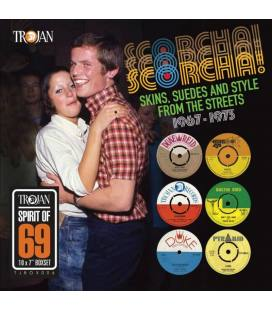 Scorcha (10 LP Single)