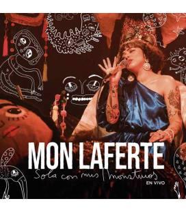 Sola Con Mis Monstruos Live (1 CD+1 DVD)