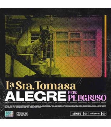 Alegre Pero Peligroso (1 CD)