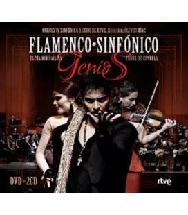 Genios. Flamenco Sinfónico (1 CD+1 DVD)