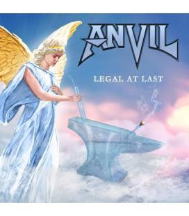 Legal At Last (1 CD Digipack)