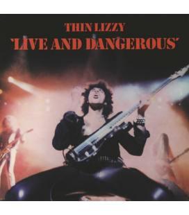 Live & Dangerous (2 LP)