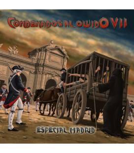 Especial Madrid - Condenados al Olvido VII (1 CD) - PREVENTA