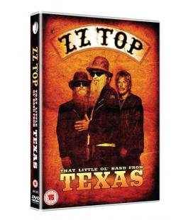 The Little Ol' Band From Texas (1 DVD)