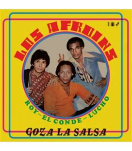 Goza La Salsa (1 LP)