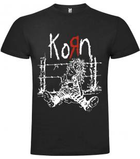 Korn Neidermeyer's Mind Camiseta Manga Corta Bandas
