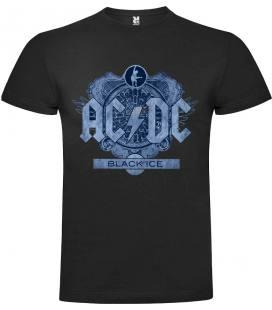 AC/DC Black Ice Camiseta Manga Corta Bandas