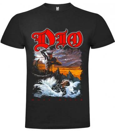 Dio Holy Diver Camiseta Manga Corta Bandas