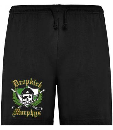 Dropkick Murphys Logo Bermudas