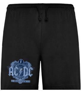 AC/DC Black Ice Bermudas